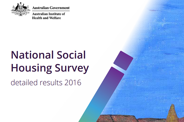 national housing survey cover